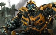 Bumblebee in transformers 3-wide