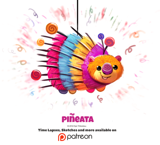 File:Daily 1341 pineata by cryptid creations-dab9lx4.png