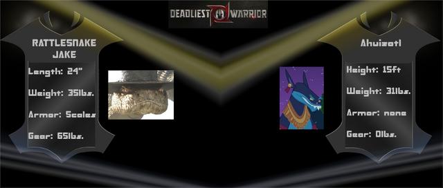 File:Deadliest Warrior Rattlesnake Jake vs. Ahuizotl.png
