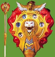 Mystic Lion Staff