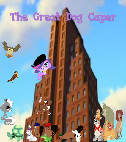 File:The Great Dog Caper poster.png