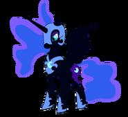Nightmare Moon- Luna's Evil Ego