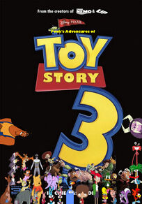 Pooh's Adventures of Toy Story 3 poster