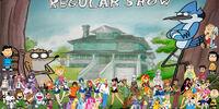 Weekenders Adventures of Regular Show