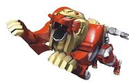 Red Lion Wildzord