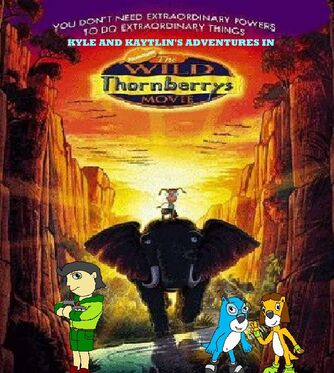 Kyle and Kaytlin's Adventures in The Wild Thornberrys Movie