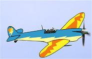 Spitfirin' Spitfire