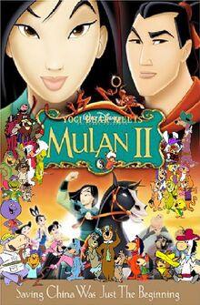 Yogi Bear meets Mulan 2