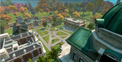 Monsters University (location)