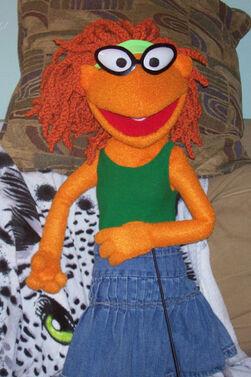 Skeeter Puppet