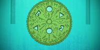 Planispheric Disc