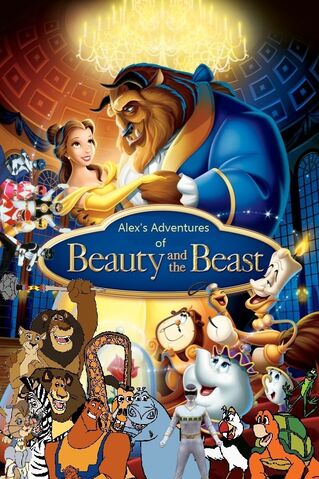File:Alex's Adventures of Beauty and the Beast Poster (redo).jpg