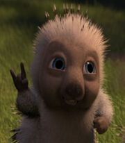 Spike (Bucky, Spike, and Quillo)