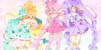 Sugar Rush Pretty Cure