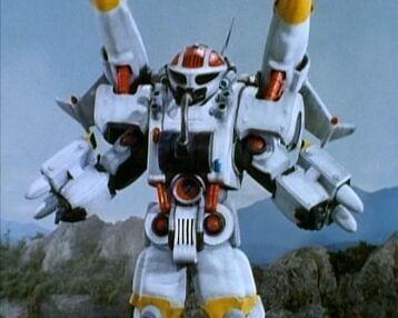 Silo (Power Rangers Zeo)