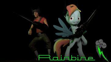 Rainbine
