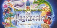 Team Lightyear Meet the Pagemaster