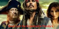 Brian and the Eeveelution Family's Adventures of Pirates of the Caribbean: On Stranger Tides