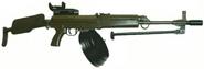 Vz. 58 Pi Late Model