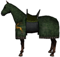 Caparisoned horse green.png