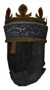 Crown helm mail