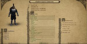 Shadow Legion Centurion