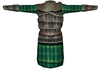 Green Fierdsvain Scale Clothing