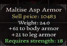 Maltise Asp Armor-0
