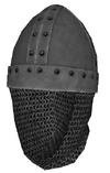 Skullcap coif