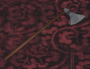 Two Handed Axe