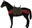 Noldor Dark Warhorse