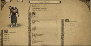Lady Valkyrie 2