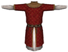 Red and White Tabard