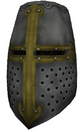 Reinforced great helm