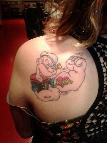 File:Woman's Popeye tattoo.jpg