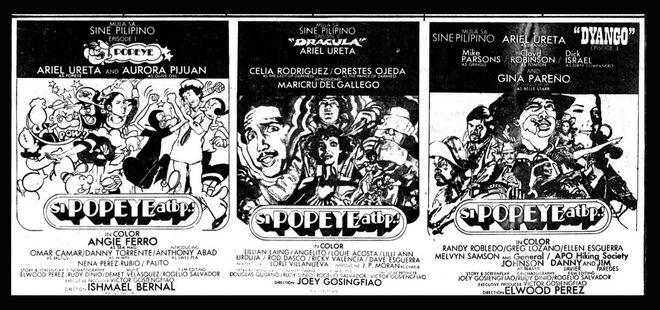 Si Popeye Atbp. (1972)b