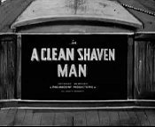 Shave man