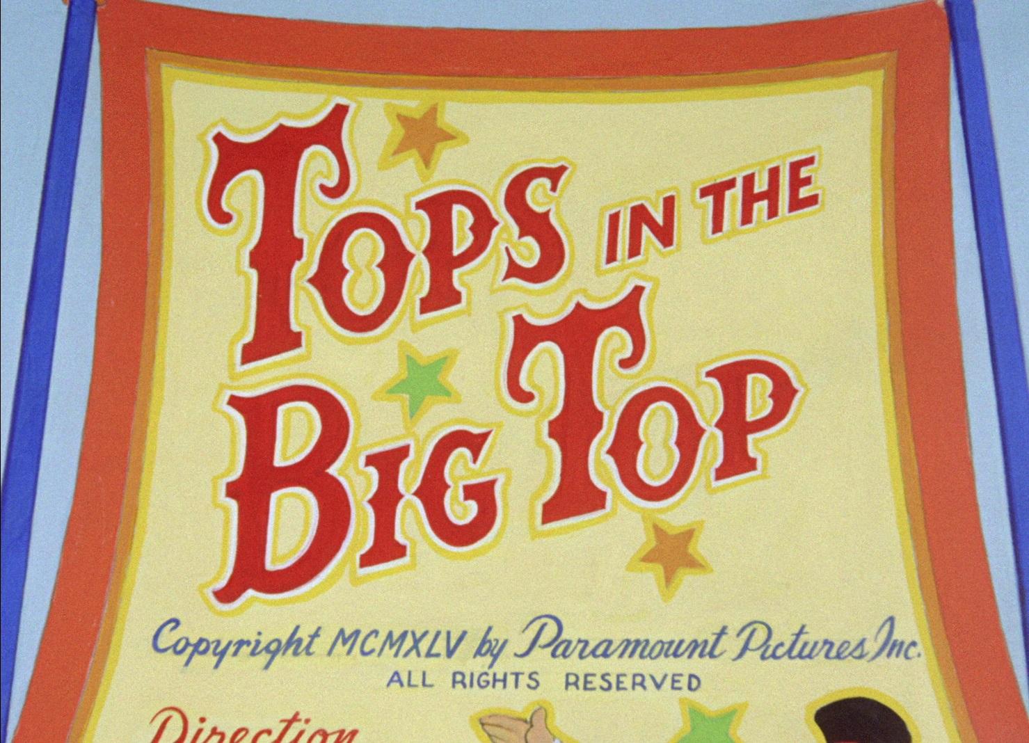 Tops bigtop