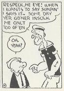 Castor vs Popeye