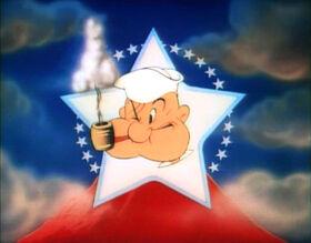 Popeye cartoon-53501