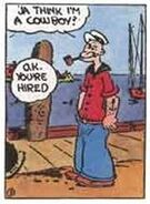 Popeye Begins