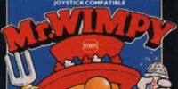 Mr. Wimpy: The Hamburger Game
