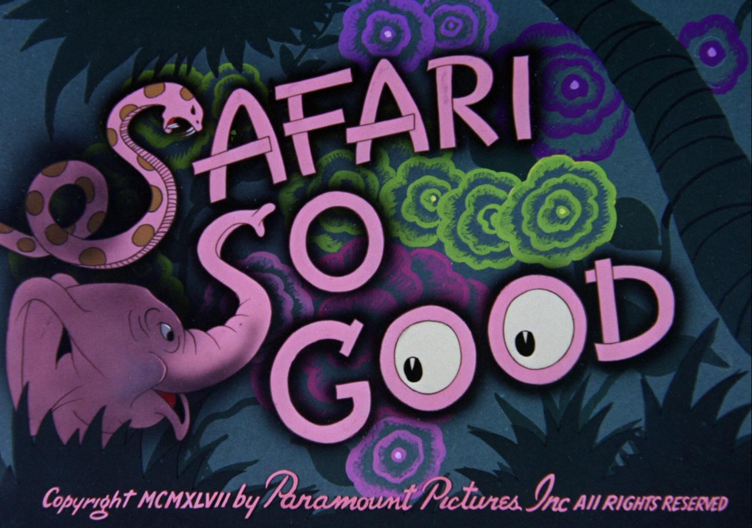 SafariSoGood