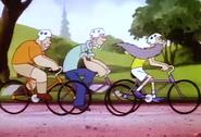 Oscar - Pedal-Powered Popeye