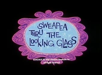 SweePeaThroughTheLookingGlass