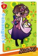 Misaki Change Card