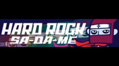 HARD ROCK 「SA-DA-ME LONG」