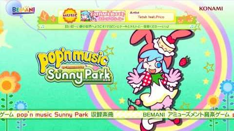 【pop'n music Sunny Park】スイーツ・ドリーム