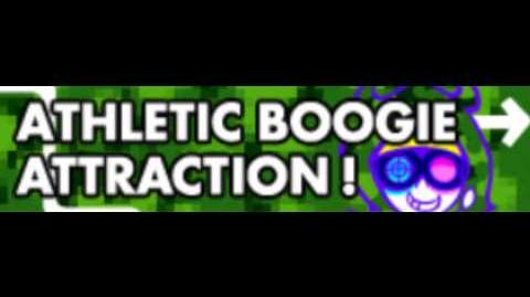 ATHLETIC BOOGIE HD 「ATTRACTION!」