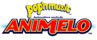Pop'n Music Animelo logo